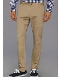 Skinny Cut chinos with stretch that don't look goofy. Sounds perfect. Dockers, who knew? Dockers Alpha Collection