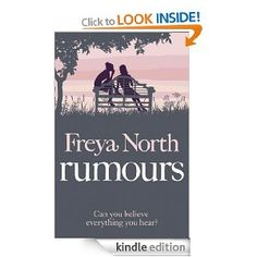 Rumours by Freya North - HarperCollins Publishers - ISBN 10 0007326718 - ISBN 13 0007326718 - Everybody's talking - but what's really going… New Books, Books To Read, Jodi Picoult, Rumor Has It, Book Festival, Book Corners, Fiction Books, Bestselling Author, Amazon