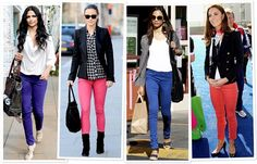 colored jeans for women 8064 | Womens Jeans Tall Skinny Stretch Cute