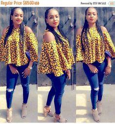 SOLDE vêtement africain Boubou africain haut Haut simple
