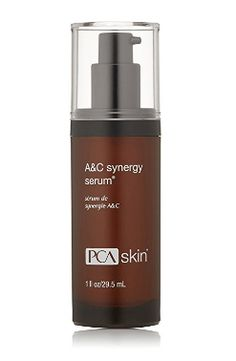 PCA SKIN A&C Synergy Serum is especially helpful if you have inflammation, acne or rosacea. It contains Kojic acid with witch hazel.