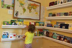 Εμπνευστείτε για την διαμόρφωση του δικού σας παιδικού δωματίου...