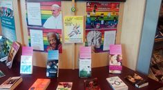 LGBT History Month Book Display
