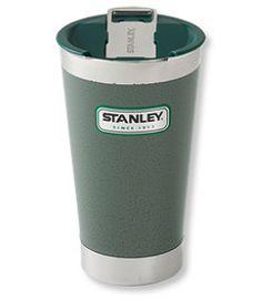 #LLBean: Stanley Classic Vacuum Pint, 16 oz.