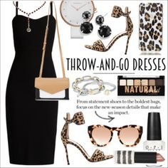 Easy Outfitting * Throw and Go Dresses