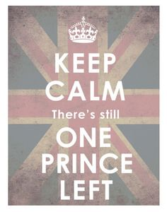 though Im SO over keep calm...But this one is cute! And I love gingers :)