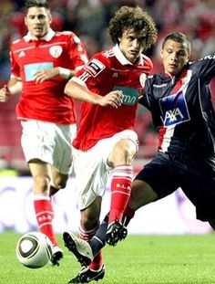 david luiz benfica lima sporting braga (Foto: agência EFE)