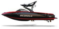 Supra Launch 242 Wakeboard Boat
