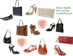 Banana Republic Shoes and Bags-CentsibleDeals.com