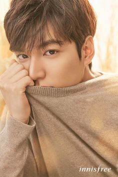 Lee Min Ho looks refreshing for 'Innisfree' | allkpop.com