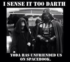 Your friend, Yoda is not.....