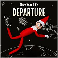 Little ones missing their Scout Elf? Read this list of tips for helping kids shake the elf-goodbye blues!