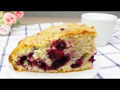 1 ou și 10 minute! Se amestecă totul și se pune la cuptor! Foarte gustos cu ceai. # 132 - YouTube Springform Pan, Four, Biscotti, Bakery, Sweet Treats, Cheesecake, Tasty, Sweets, Breakfast