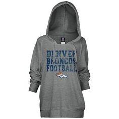 Denver Broncos Fleece Hoodie - Women