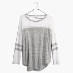 Madewell - Frontrunner Tee in Colorblock