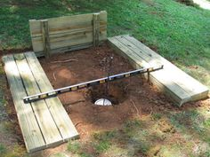 6 Strong Clever Tips: Backyard Garden House Fire Pits backyard garden layout small.Backyard Garden On A Budget House. Backyard Trampoline, Fire Pit Backyard, Backyard Games, Backyard Projects, Outdoor Projects, Backyard Ideas, Garden Ideas, Outdoor Ideas, Lawn Games