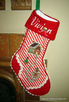 for Vivian Rose's first Christmas