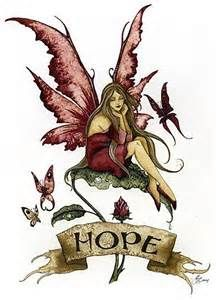 Fairy Art by Amy Brown - Hope Elfen Fantasy, Fantasy Art, Elfen Tattoo, Gothic Fairy Tattoo, Amy Brown Fairies, Dark Fairies, Fairy Drawings, Fairy Tattoo Designs, Fairy Pictures