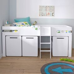 Dydus Cabin Bed La Redoute Interieurs | La Redoute Mobile