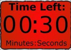 Countdown timer with soundtracks, can be embedded into blog e.g.. 3 days till our class excursion to the museum