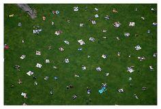 Gray Malin photograph of Central Park.