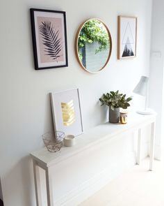 TRS Gold 2 Shopping, Gallery Wall, Wall, Home Decor, Gold Copper, Splash