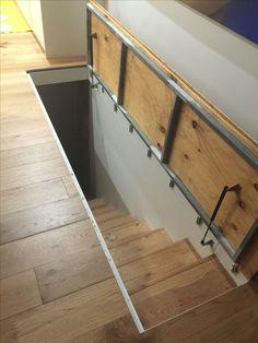 Idea Hatch Doors Basement