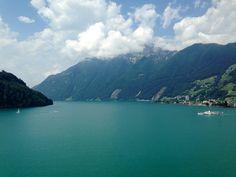 Beautiful Lake Lucern