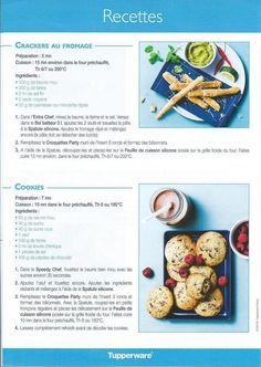 Fiche recettes Crousty Party / Croquettes Party