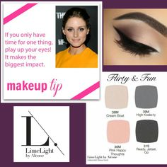 Play up those eyes!! Customize your  own eyeshadow palette. No more colors you don't want!! How awesome is that?