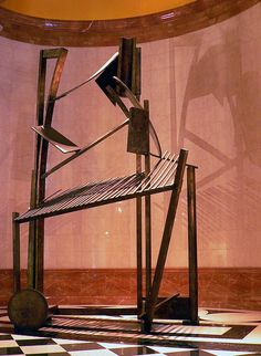 Chicago Fugue sculpture (Sir Anthony Caro) lobby 190 S. Chicago Sculpture, Anthony Caro, Modern Sculpture, Sculpture, Architecture