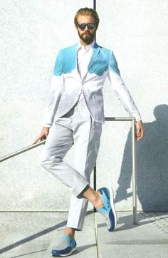 Life & Style Mexico - Men's Spring Summer 2013 Runway