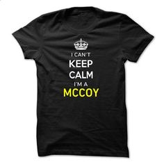 I Cant Keep Calm Im A GARZA-799B80 - #tee ideas #vintage sweatshirt. MORE INFO => https://www.sunfrog.com/Names/I-Cant-Keep-Calm-Im-A-MCCOY-91DBBF.html?68278