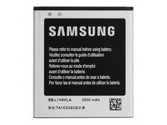 Batterie d'Origine Samsung EB-L1H9KLA Pour Galaxy Xpress i8730 (2000 mAh)