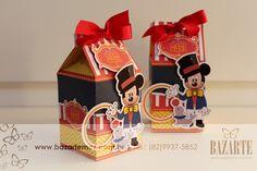 circo mickey mouse festa infantil scrapfesta caixa personalizada