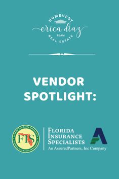 Trusted Real Estate Vendors - The Erica Diaz Team State Of Florida, Central Florida, Florida Insurance, Simply Home, Commercial Insurance, Model Homes, Property Management, Home Buying, Orlando