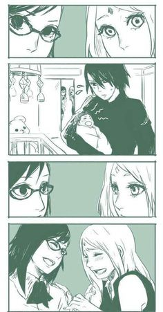 (C) to owner. Sasuke trying to be a father ~