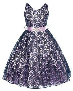 DressForLess Lovely Lace V-Neck Flower Girl Dress , Lilac, 4 DressForLess http://www.amazon.com/dp/B00MOQBSR2/ref=cm_sw_r_pi_dp_aY5Nub166146V