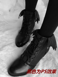 Your Highness -Vampire of the Night- Gothic Lolita Boots