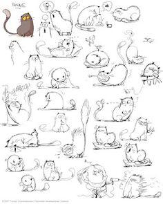 R sultat de recherche d 39 images pour dessin paysage facile - Apprendre a dessiner un bison ...