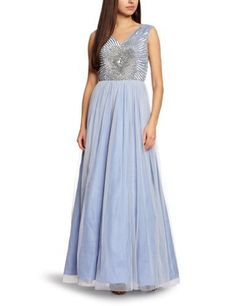 Frock and Frill FAFSS13964 Sleeveless Women's Dress Light Blue Size 8 Frock and Frill, http://www.amazon.co.uk/dp/B00AW5CZW4/ref=cm_sw_r_pi_dp_Fjyxrb07NKX70