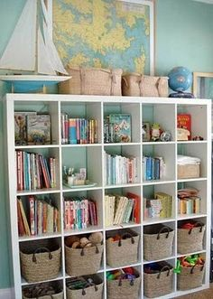 I Love The Expedit! IKEA's Best Bookshelf