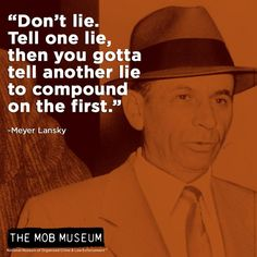 The Mob Museum on