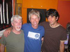 Matt Forger, Bob Boulding, & Jon Mattox