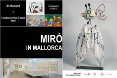 Es Baluard Museum of Contemporary Art of Palma Alfred Jarry, Balearic Islands, Joan Miro, Contemporary Artists, Museum, Character, Collection, Spain, Majorca