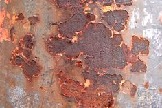 Old lamppost rust by Bjarne Henning Kvaale