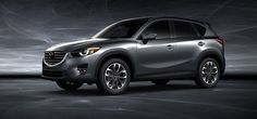 2016 Mazda CX-5 | Compact Crossover SUV | Mazda Canada