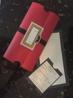 """Red Carpet  """"Hollywood """" """" Movie""""or """"Premier Night"""" theme party  invitations shaped like a TICKET or ADMISSION by InvitedByNora on Etsy"""