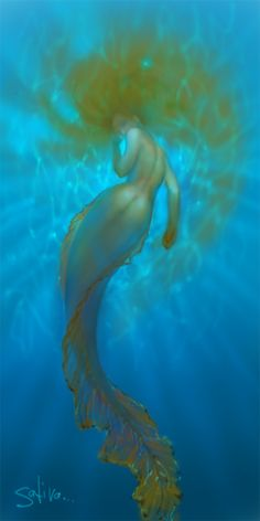 ✯ Mermaid :: Artist Unknown ✯