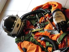 Galerie - Astronautenanzug und Raumanzug mieten